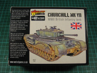 Bolt Action - Churchill Mk VII