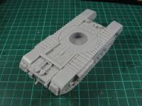 Bolt Action - Churchill Mk VII