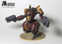 Megaton Games - Armoures Syndicate El Toro