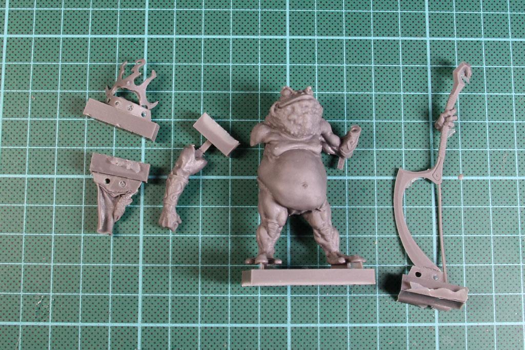Aradia Miniatures – Toad King | chaosbunker de