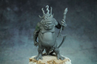 Aradia Miniatures - Toad King