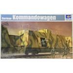 Trumpeteer - German Kommandowagen