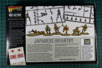 Bolt Action - Japanese Infantry