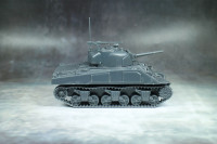 Bolt Action - M4 Sherman Medium Tank