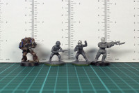Bolt Action - Rangers Lead The Way!