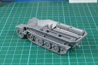 Bolt Action - SdKfz 251/1 Ausf. C Hanomag