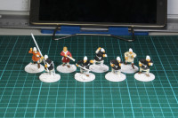 SAGA - Spanish Crusaders Warriors