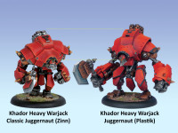 Privateer Press - Khador Warjack