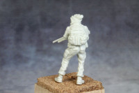 Savage Forged Miniatures - Apocalypse Stalker Zed