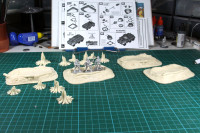 Warlord Games - Winter Terrain Set