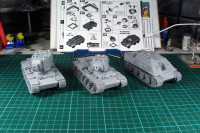 Bolt Action - KV2, KV1, Jagdpanther