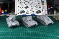 Bolt Action - KV2, KV1, Jagdpanther