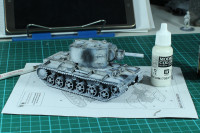 Bolt Action - KV2 Paint in Progress