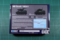 Rubicon Models - M8 Scott