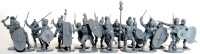 Victrix - Iberian Unarmoured Warriors