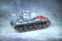 Bolt Action - Captured KV-2 PzKpfw 754(r)