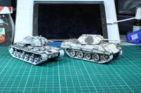 Bolt Action - Ersatz Panther M10 + Captured KV1 PzKpfw 753(r)