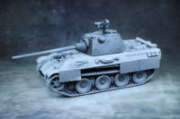 Heer46 Schmalturm F on Rubicon Panther G