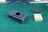 Bolt Action - Bergepanzer III
