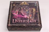 Iron Kingdom - The Undercity Boardgame