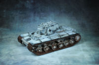 Bolt Action - Captured KV-1 PzKpfw 753(r)