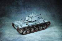 Bolt Action - Captured KV-1 PzKpfw 753(r)