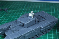 Bolt Action - Churchill Heavy Infantry Tank