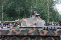 Deutsches Panzermuseum Munster - Stahl auf der Heide 2016 PzKpfw V Panther
