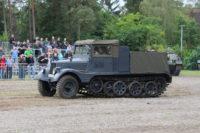 Deutsches Panzermuseum Munster - Stahl auf der Heide 2016 Entgiftungswagen