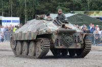 Deutsches Panzermuseum Munster - Stahl auf der Heide 2016 Jagdpanzer 38t Hetzer