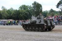 Deutsches Panzermuseum Munster - Stahl auf der Heide 2016 Spähpanzer Kurz