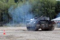 Deutsches Panzermuseum Munster - Stahl auf der Heide 2016 Leopard 1A5