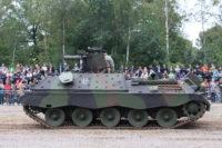 Deutsches Panzermuseum Munster - Stahl auf der Heide 2016 Jaguar 2