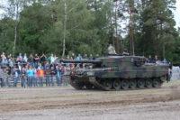 Deutsches Panzermuseum Munster - Stahl auf der Heide 2016 Leopard 2A4