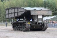 Deutsches Panzermuseum Munster - Stahl auf der Heide 2016 M48 Brückenlegepanzer