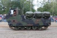 Deutsches Panzermuseum Munster - Stahl auf der Heide 2016 Minenwurfpanzer Skorpion