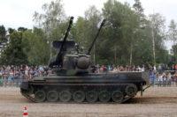 Deutsches Panzermuseum Munster - Stahl auf der Heide 2016 FlakPz Gepard
