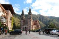 Covadonga - Basilica of Santa María la Real of Covadonga