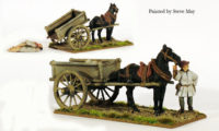 Perry Miniatures - War of the Roses carts and wagons
