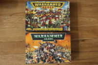 Warhammer 40k 2nd and 3rd Edition