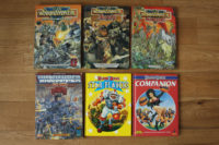 Oldhammer books