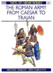 Osprey - Men-at-Arms 046 The Roman Army from Caesar to Trajan