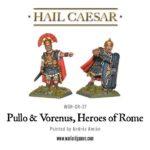 Warlord Games - Pullo & Vorenus