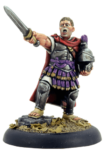 Wargames Illustrated - Giants in Miniature Julius Caesar