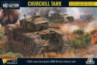 Bolt Action - Churchill Heavy Infantry Tank
