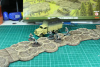Battlefield in a Box - Cratered Rural Roads