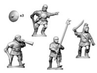 Crusader Miniatures - Ancient Spanish Caetrati