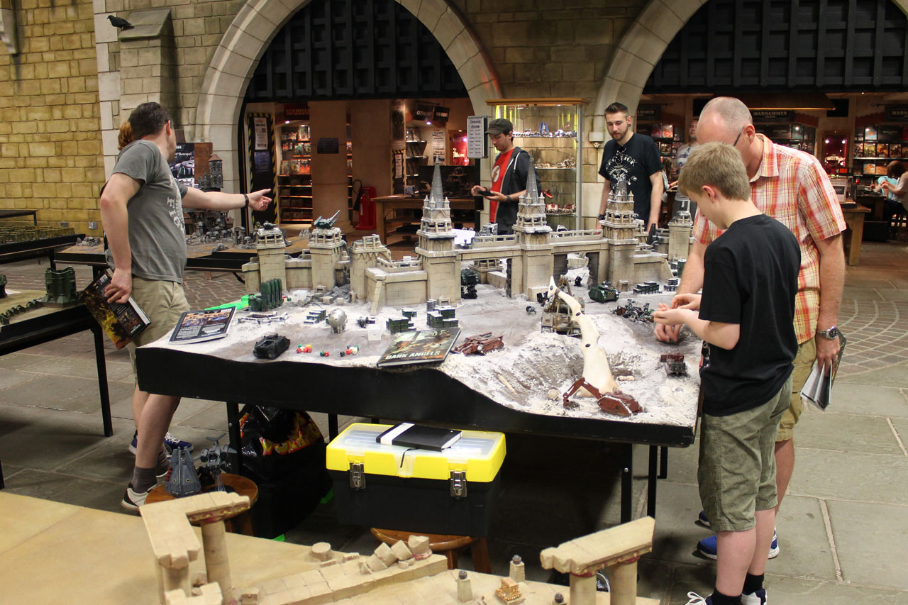 Games Workshop on the rise? | chaosbunker de