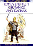 Osprey - Men-at-Arms 129 Rome's Enemies 1 Germanics and Dacians