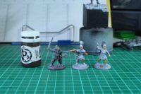 SAGA test miniatures